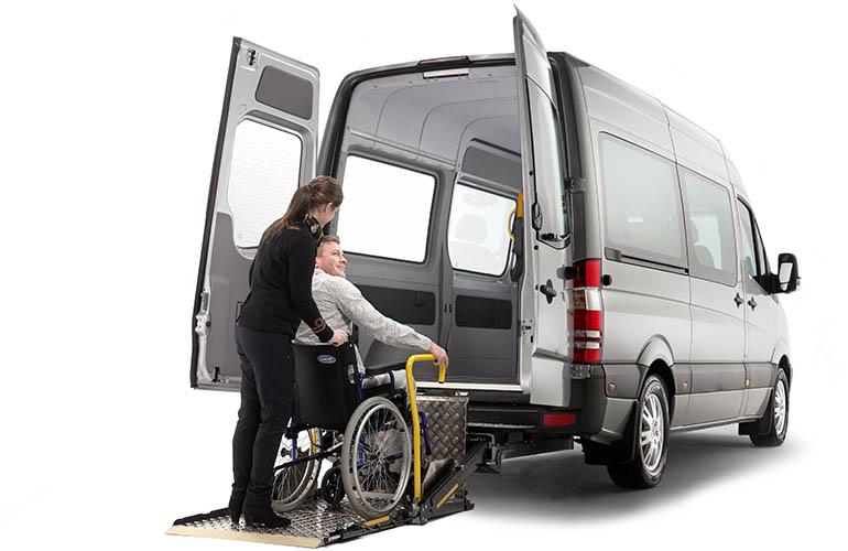 MazurLine Travel - Przewóz osób niepełnosprawnych