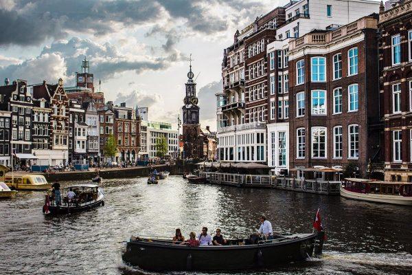 Polska Holandia Amsterdam transport z adresu pod adres
