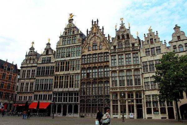 Bus Polska Belgia Antwerpia transport z adresu pod adres