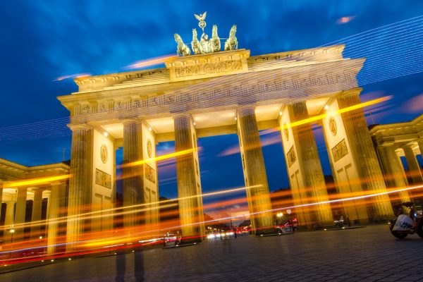 Polska Niemcy Berlin transport z adresu pod adres