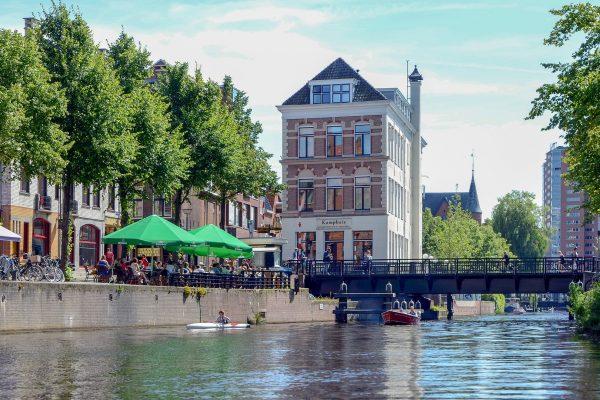 Bus Polska Holandia Groningen transport od drzwi do drzwi