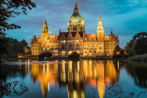 Polska Niemcy Hanover Hanower transport z adresu pod adres