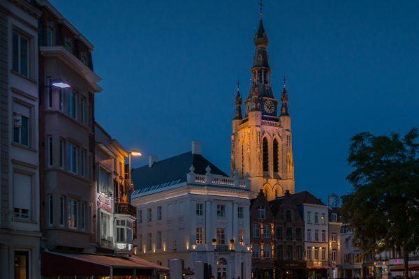 Polska Belgia Kortrijk bus transport od drzwi do drzwi