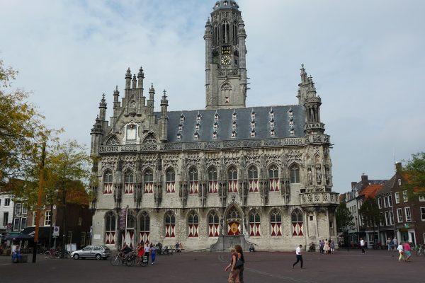 Bus Polska Holandia Middelburg transport z adresu pod adres