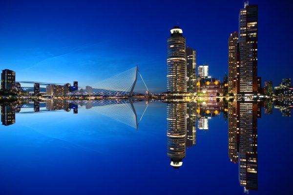 Busy Polska Holandia Rotterdam transport od drzwi do drzwi