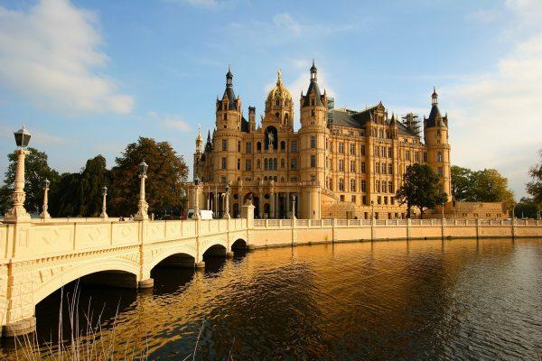 Polska Niemcy Schwerin transport z adresu pod adres
