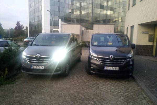 Renault Trafic 2019 i 2020
